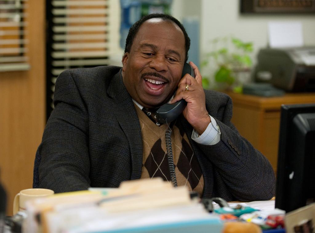The Office, Stanley Hudson