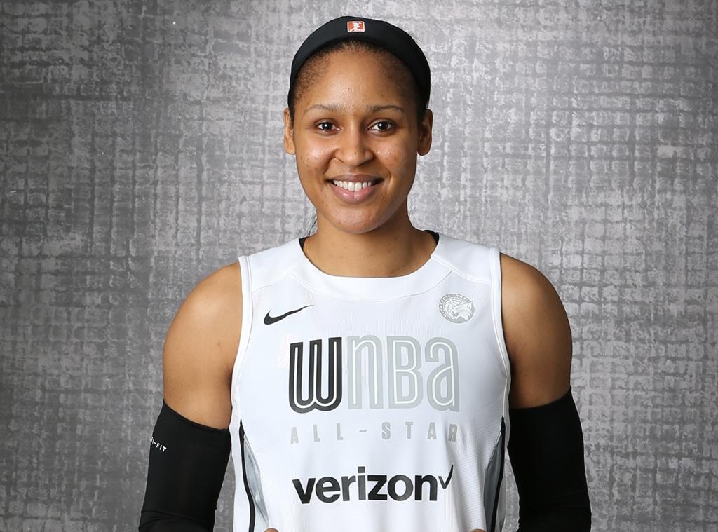 Maya Moore, WNBA