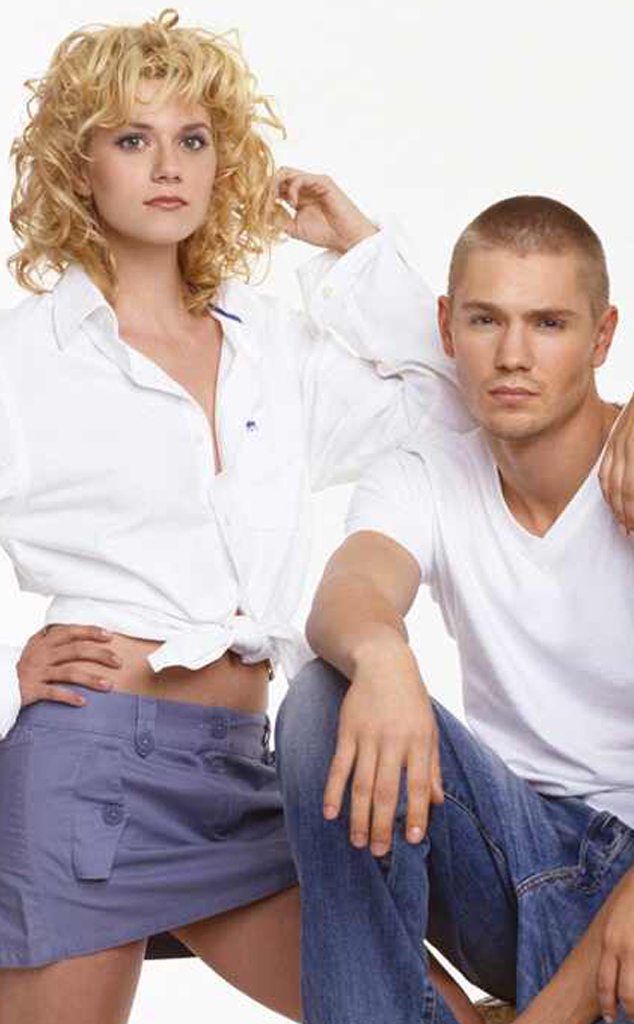Chad Michael Murray, Hilarie Burton, One Tree Hill