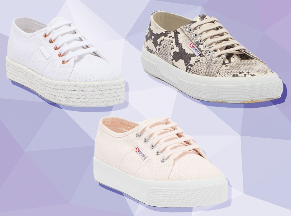 Don't Miss This Flash Sale on Superga
