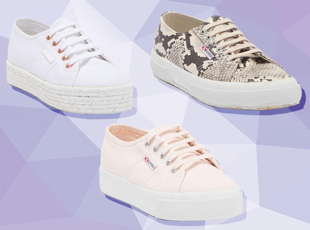 E-Comm: Superga Shoes Flash Sale