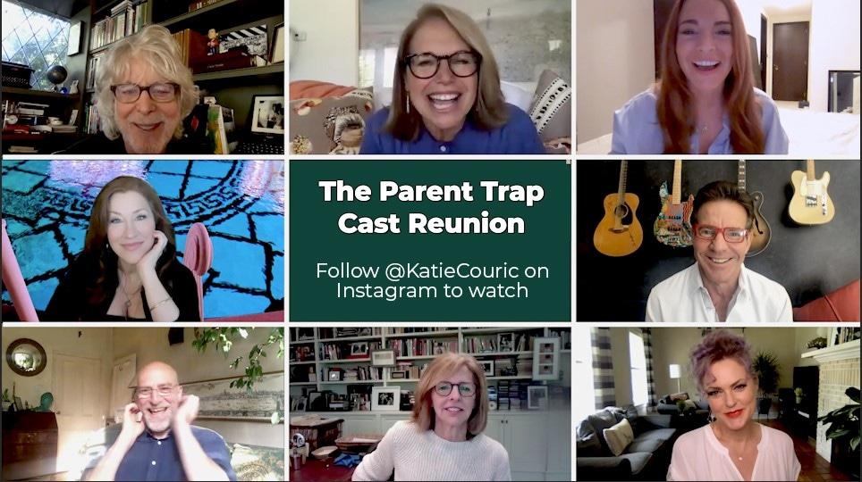 The Parent Trap, Reunion