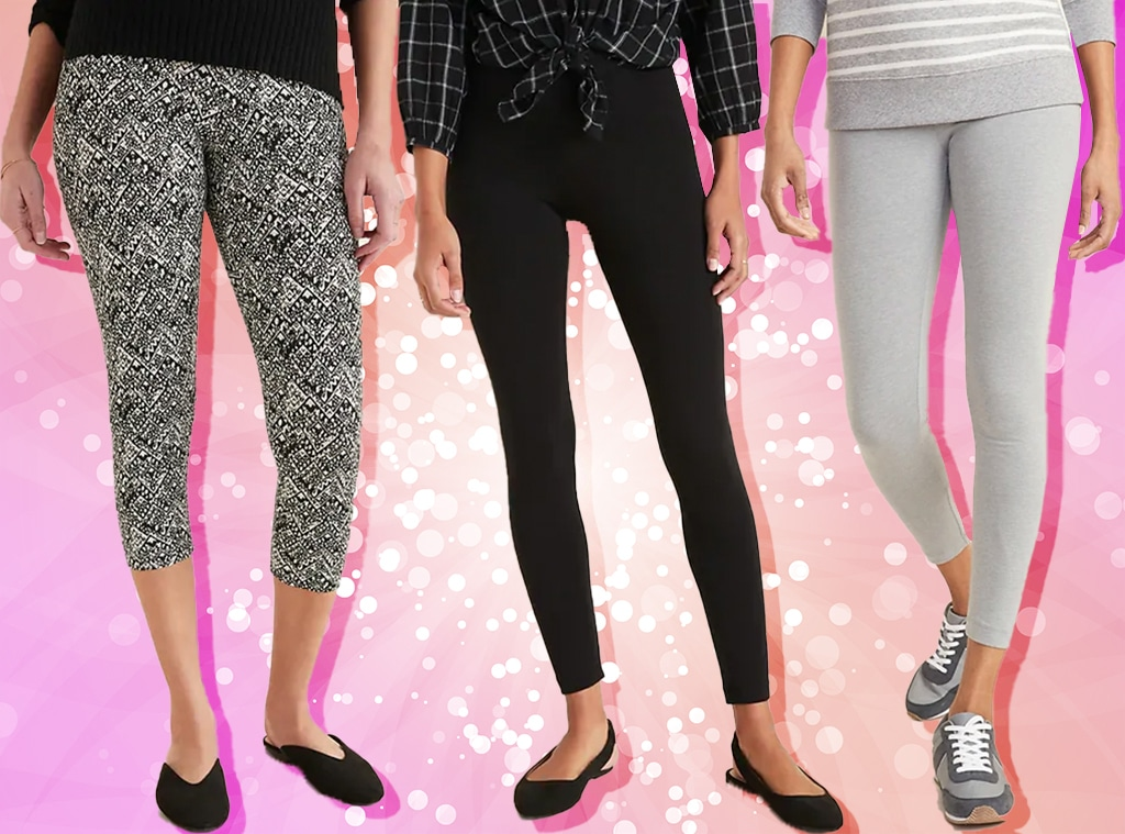 E-comm: Old Navy Leggings Are Only $8 Today