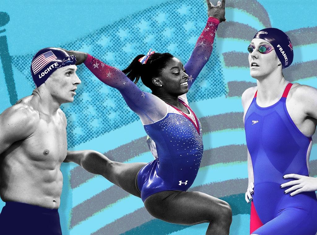Team USA Olympians