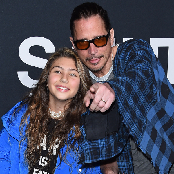How Chris Cornell's Children Are Honoring Their Father Through Mental Health Awareness
