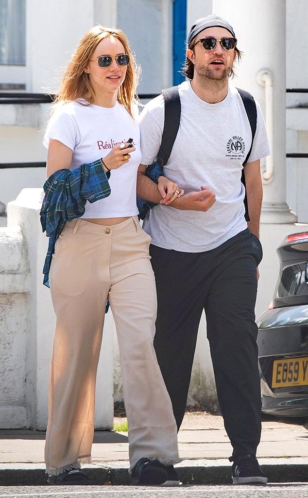 Suki Waterhouse Robert Pattinson