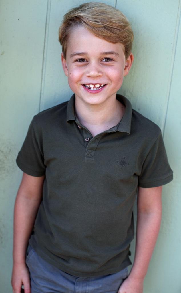 Prince George, 7th Birthday