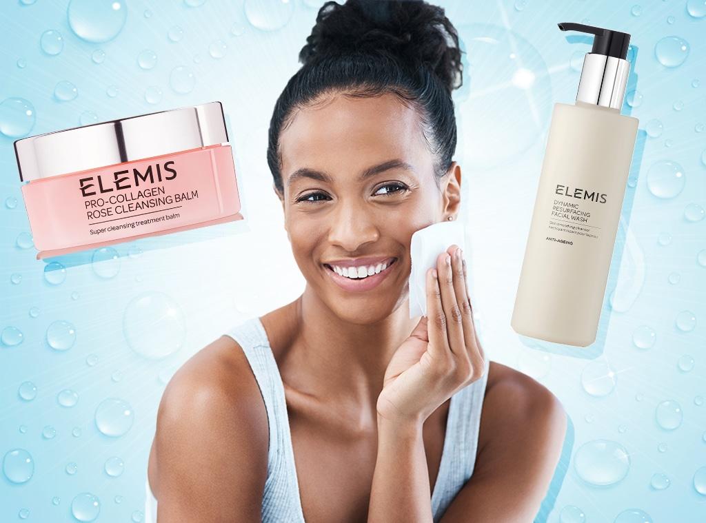 E-comm: Flash Sale, Get 50% Off the Elemis Double Cleanse