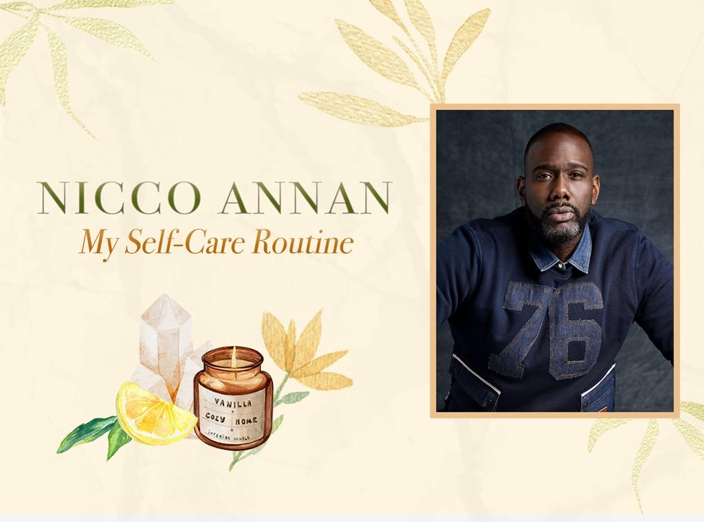 Nicco Annan: My Self-Care Routine, Wellness Wednesdays