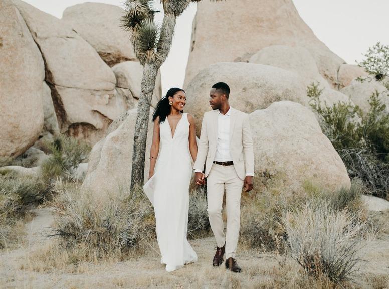 Jasmine Sloan El Darbey, Peter Darbey, Couples Married During Coronavirus