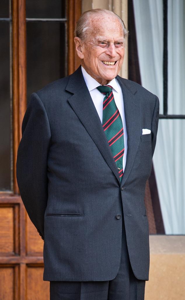 Prince Philip, 2020, Widget