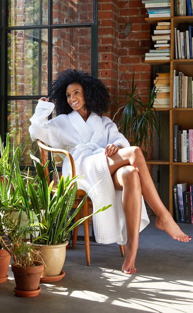 E-Comm: Brooklinen Waffle Towels and Robes