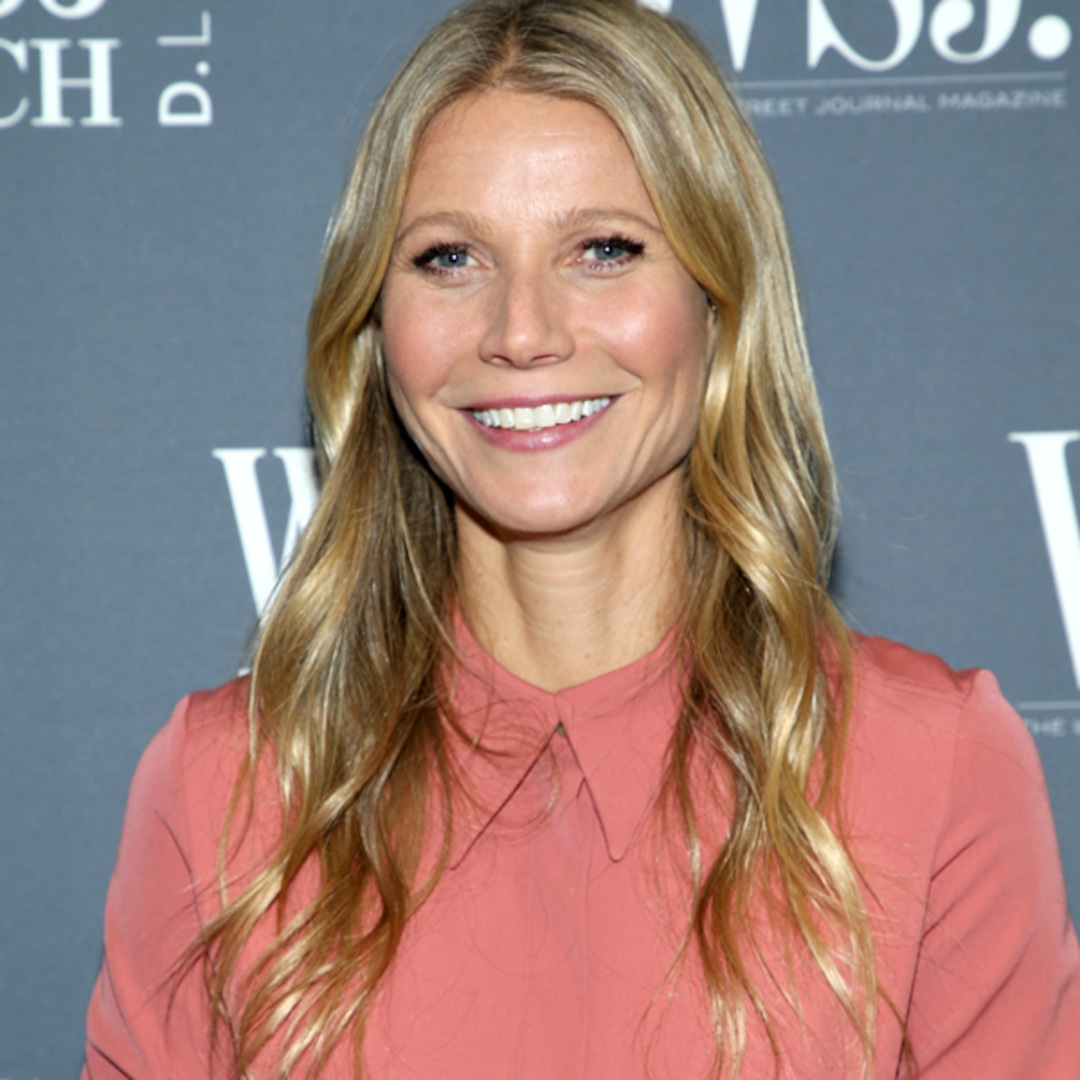 Gwyneth Paltrow Proves She S Goals After Posing In Her Birthday Suit E Online