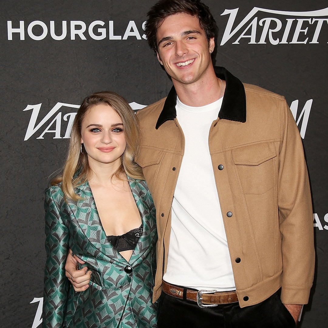 Joey King Reveals What It Was Really Like Filming The Kissing Booth Movies With Ex Jacob Elordi - E! NEWS
