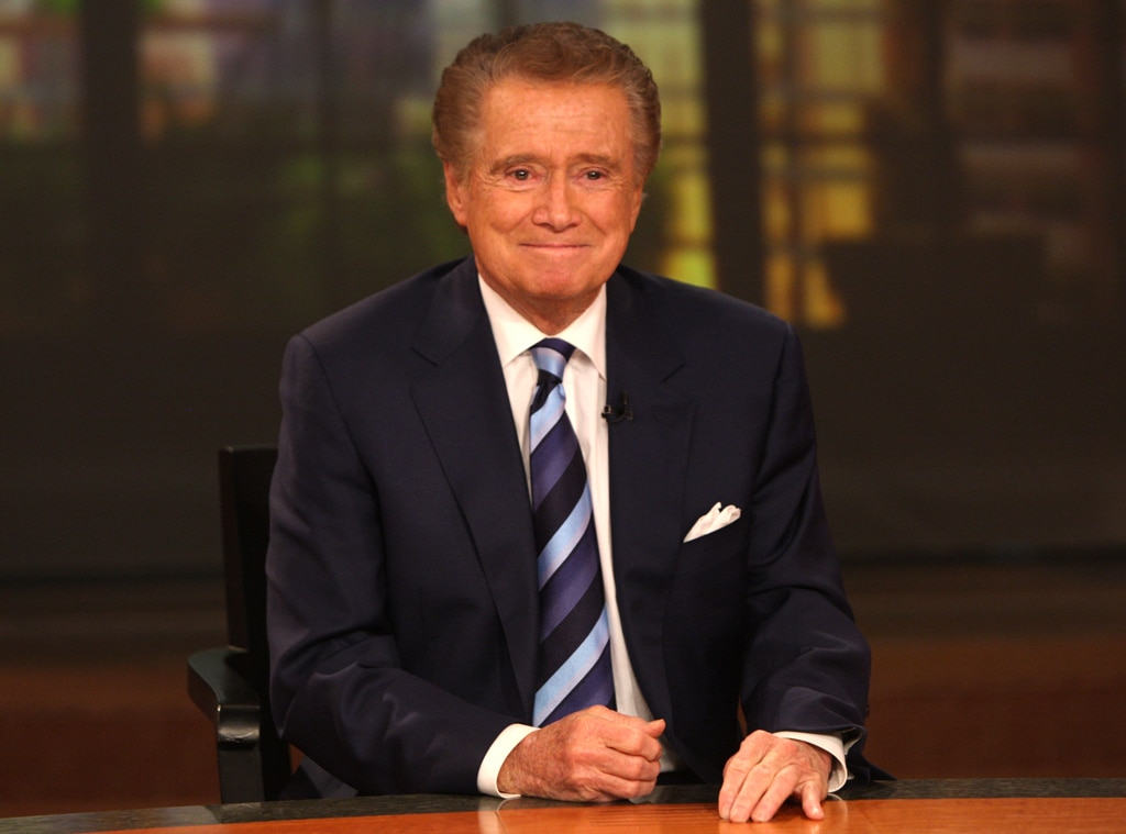 Legendary US TV host Regis Philbin dies aged 88