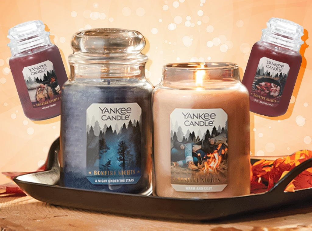 E-Comm: Yankee Candle Company's New Bonfire Nights Collection