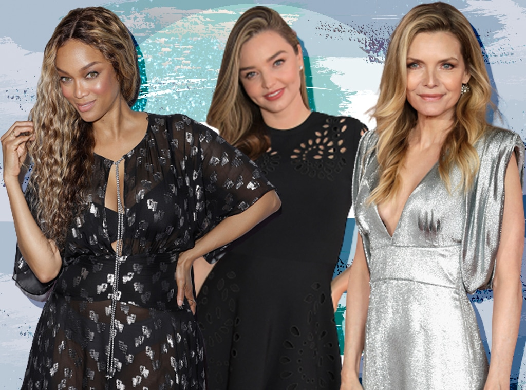 Ecomm: The Beauty Products Tyra Banks, Miranda Kerr & Michelle Pfeiffer Are Obsessed With This Summer