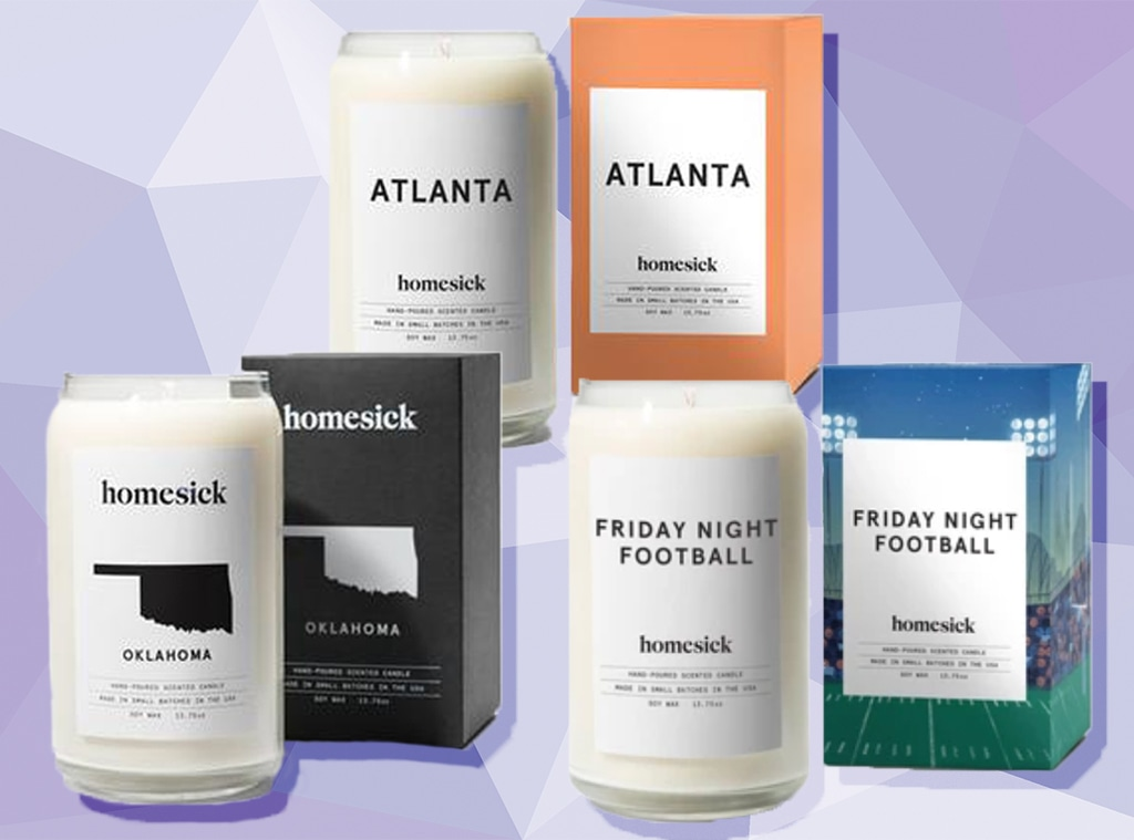 EComm, Homesick Candles Warehouse Sale