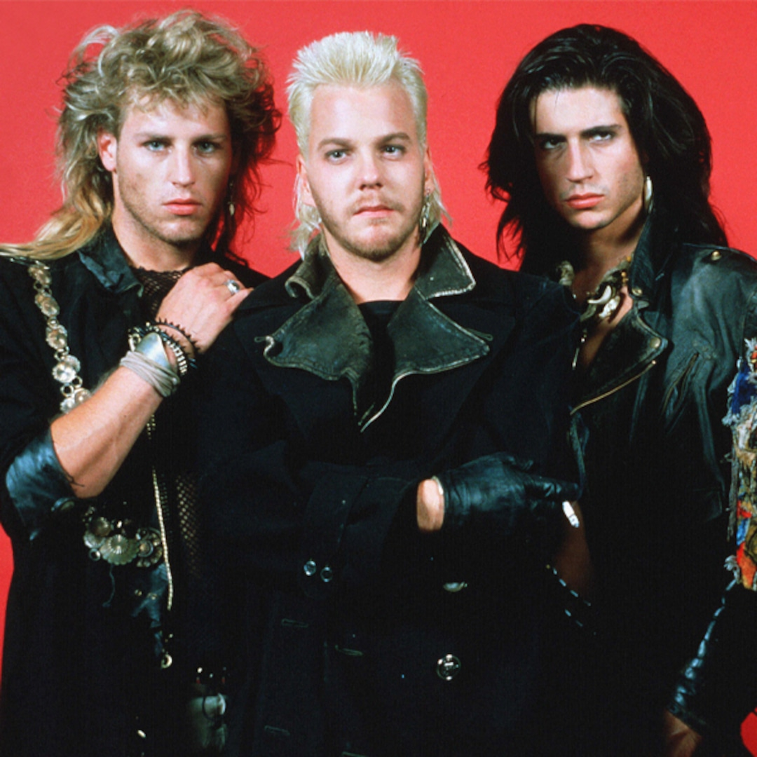 Sink Your Teeth Into These 24 Secrets About The Lost Boys E Online Ap