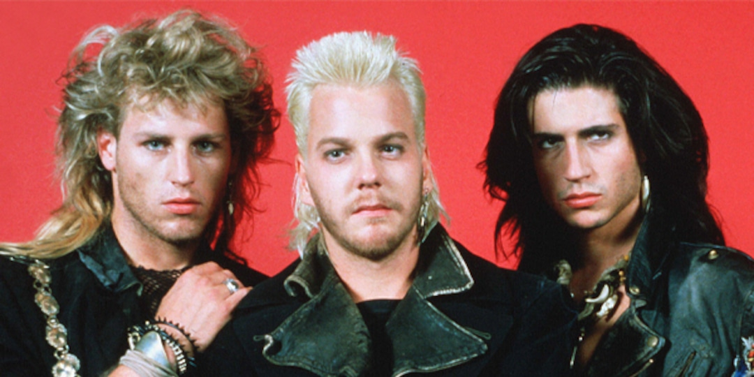 Sink Your Teeth Into These 24 Secrets About The Lost Boys E Online