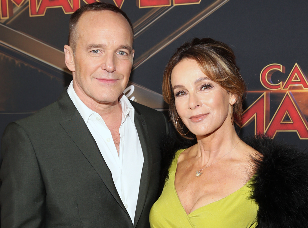 Clark Gregg, Jennifer Grey