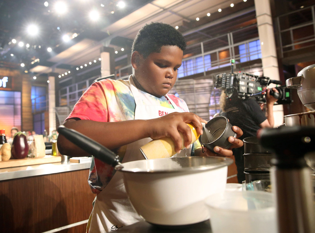 MasterChef Junior's Ben Watkins Dead at 14 After Cancer Battle - E! Online