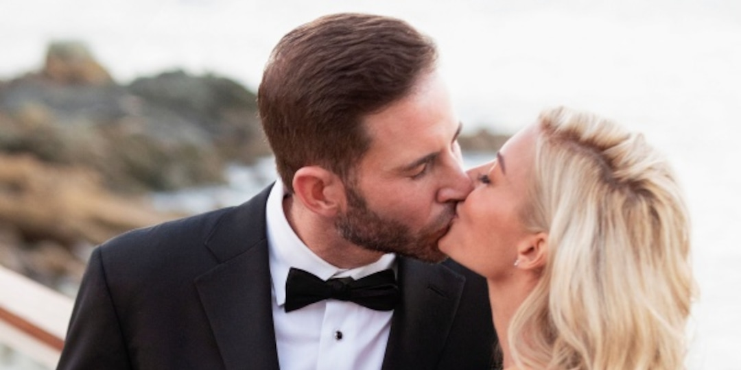 Tarek El Moussa and Heather Rae Young Are Married: All the Details on Their Wedding Day - E! Online.jpg
