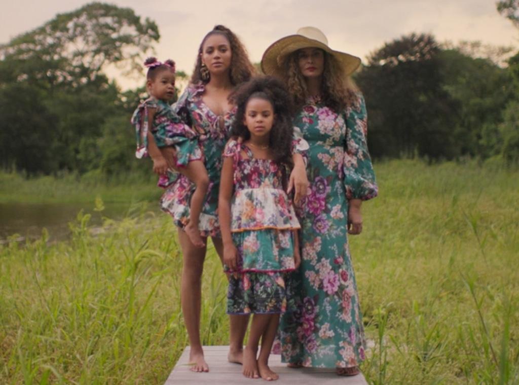 Beyonce, Black Is King, Rumi, Blue Ivy Carter