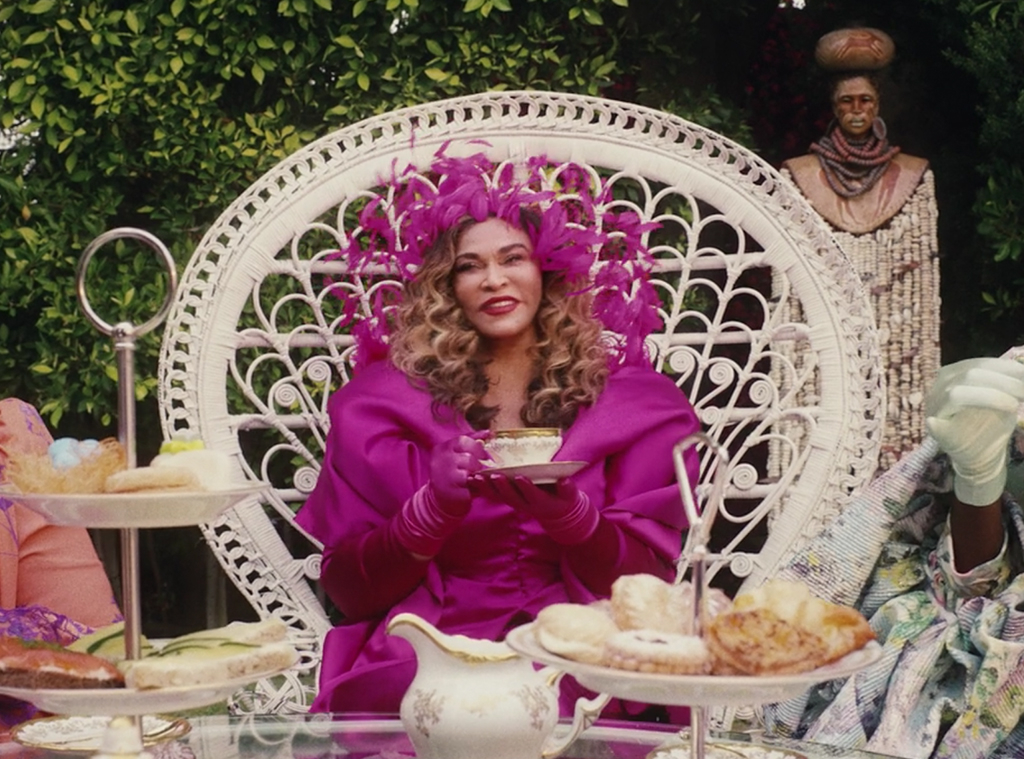 Beyoncé's Black Is King Best Moments: Blue Ivy, Fierce Fashion and ...