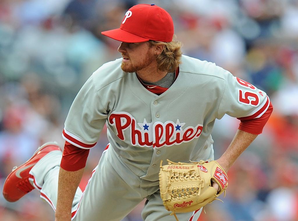 Tyson Brummett, Philadelphia Phillies