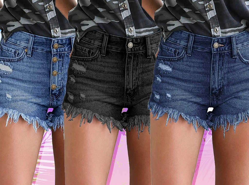 EComm: These $28 Denim Shorts Have 768 5-Star Amazon Reviews