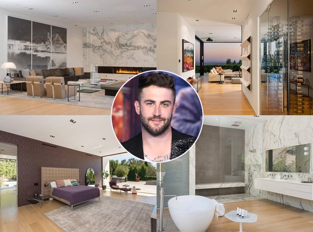 Jordan McGraw, Home, Real Estate
