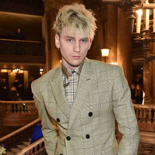 Machine Gun Kelly Mourns the Death of His Dad in Moving Tribute - E! Online