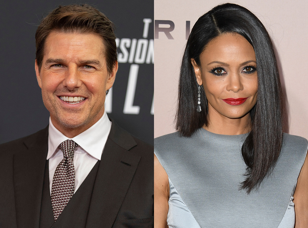 Tom Cruise, Thandie Newton