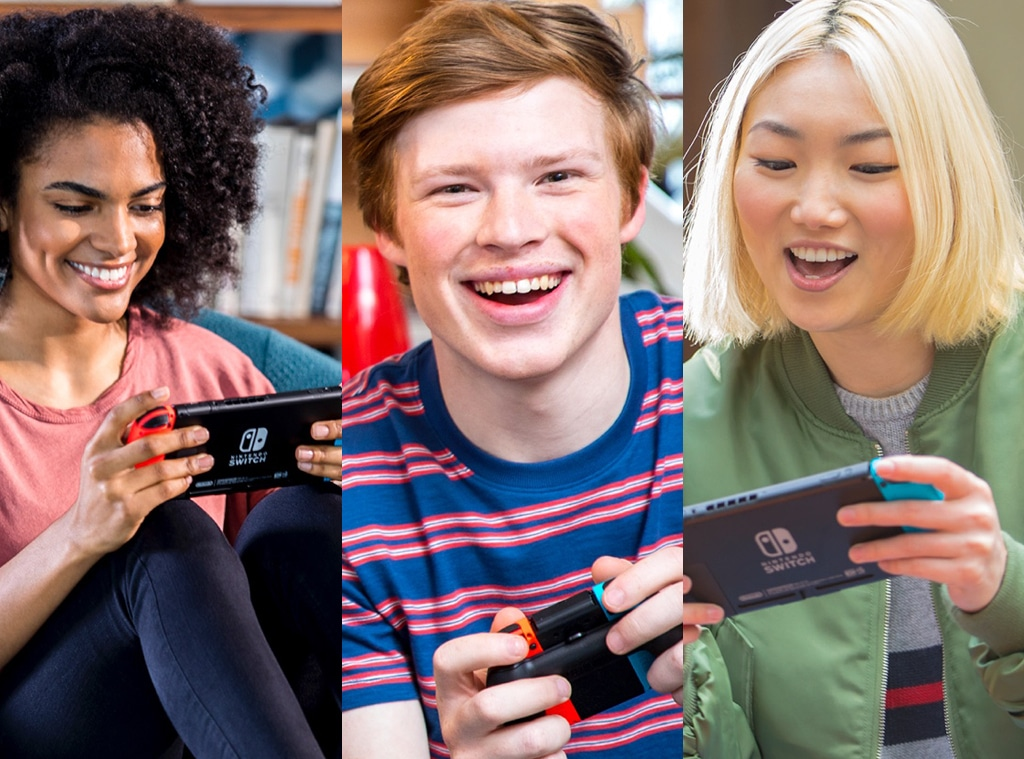 EComm: Nintendo Switch Games, National Video Game Day