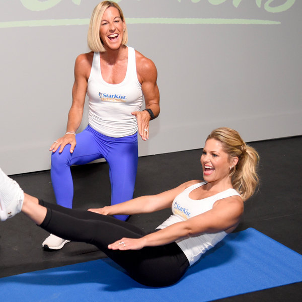 Work(out) From Home: Candace Cameron Bure's Trainer Will Inspire You to Move Your Body ASAP - E! Online