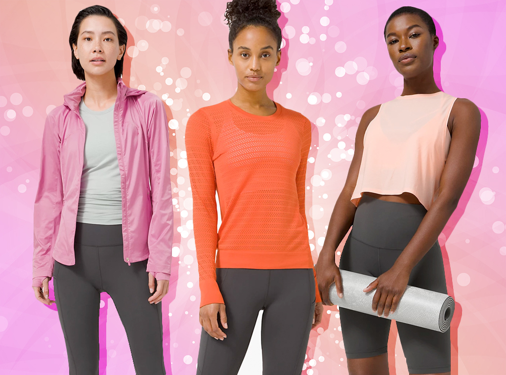 E-Comm: Lululemon July Sale