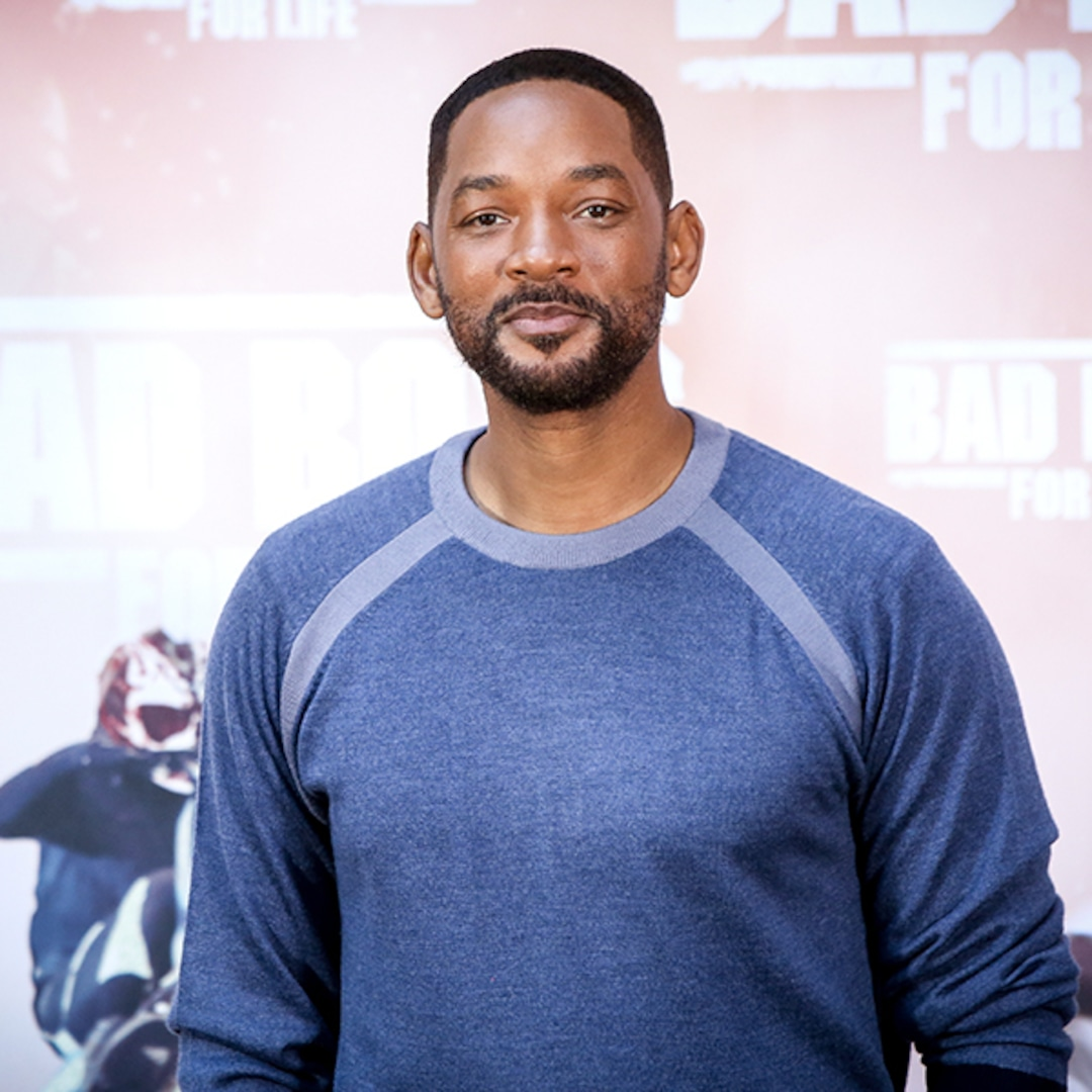 Will Smith Says This New Shirtless Pic Is