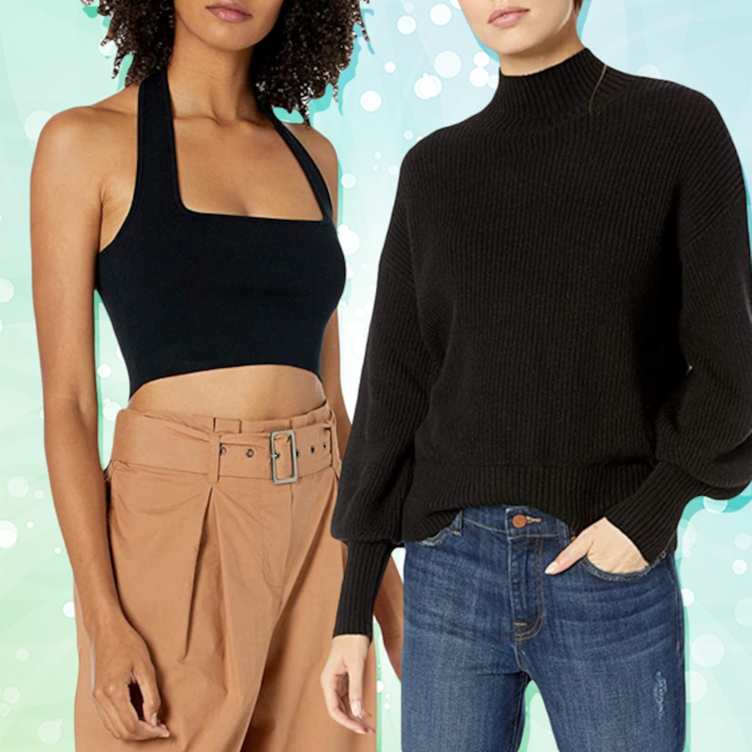 You Need These 11 Affordable Fashion Staples From Amazon's The Drop in Your Closet