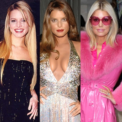 Jessica Simpson Through the Years