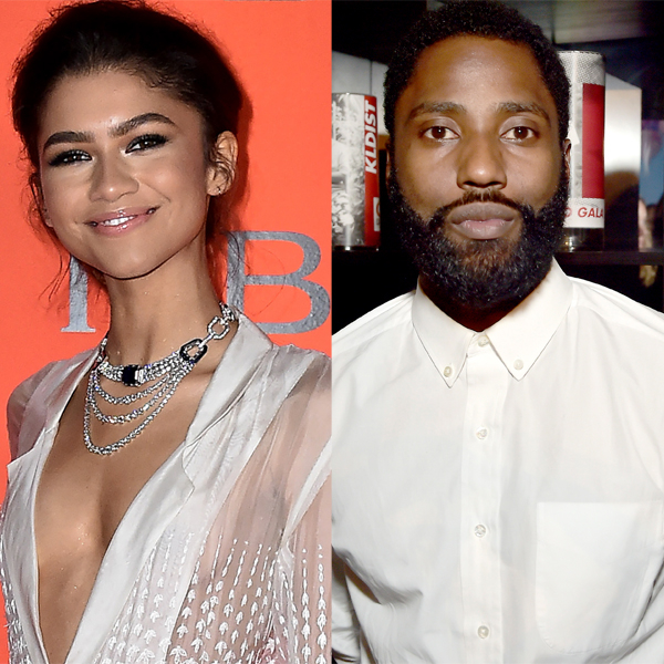 How Zendaya and John David Washington Pulled Off Filming an Entire Movie Amid the Pandemic - E! Online