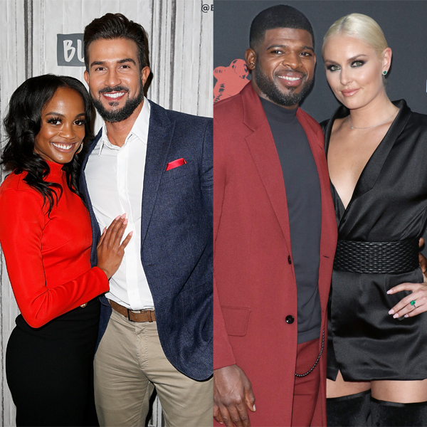 """Rachel Lindsay Reveals the Reason She Was Once """"So Against"""" Dating Outside Of Her Race - E! Online"""