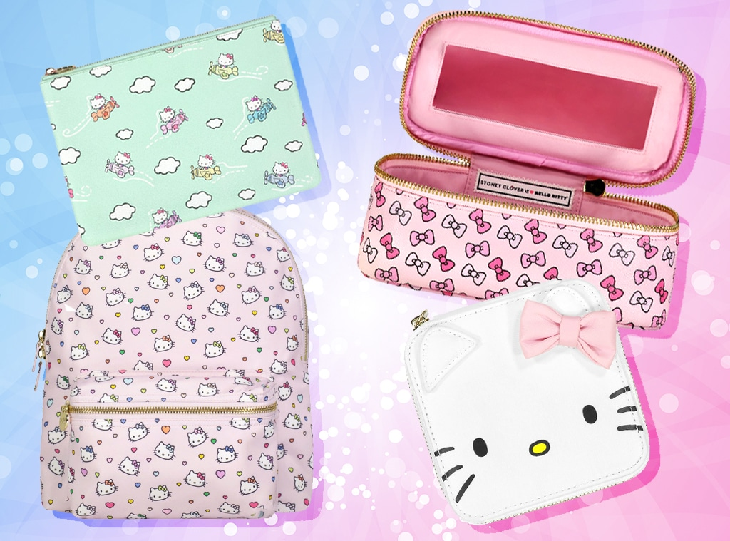 E-COMM: Stoney Clover Lane x Hello Kitty