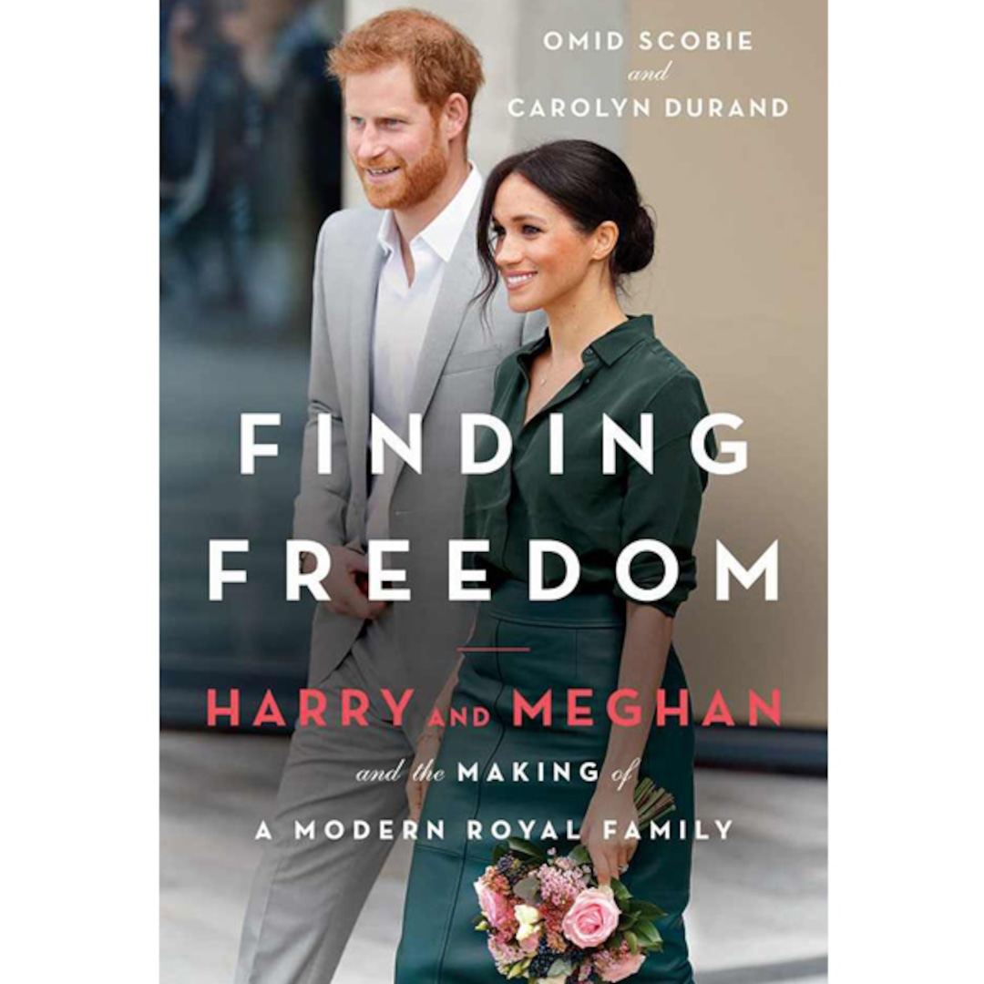 Meghan Markle Admits to Sharing Information With Person Involved in Finding Freedom Tell-All