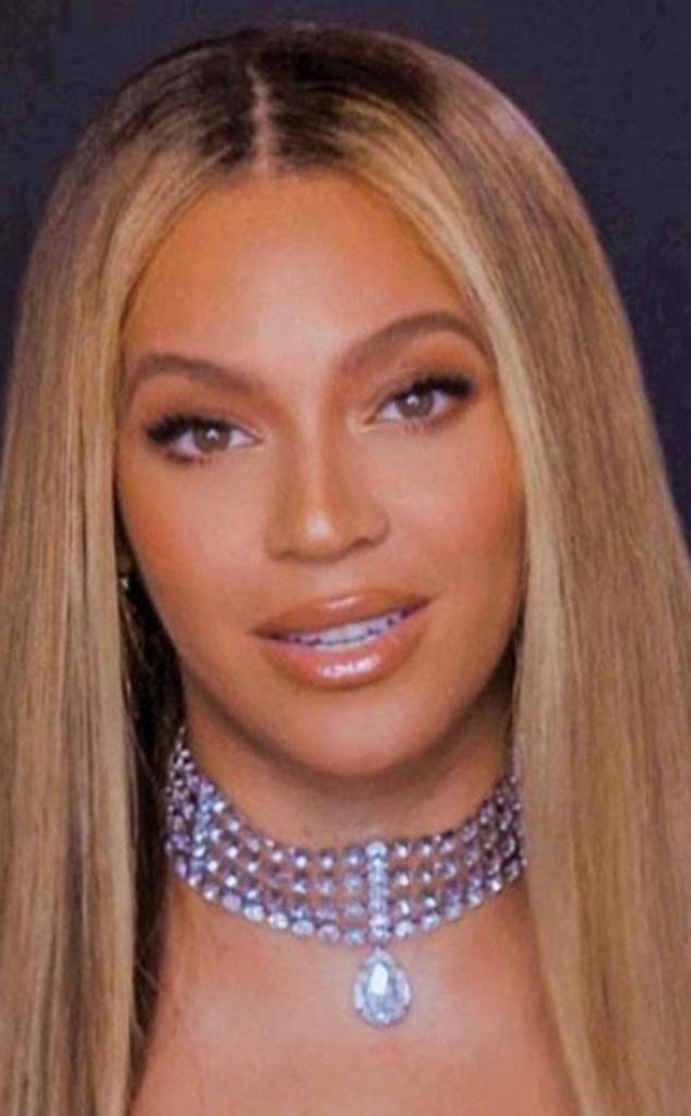 Beyonce, makeup artist part 2