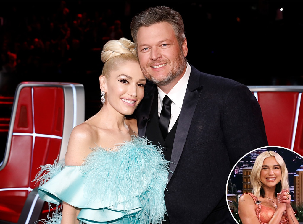 Watch How Gwen Stefani Reacts to Blake Shelton Being Called Her Husband!