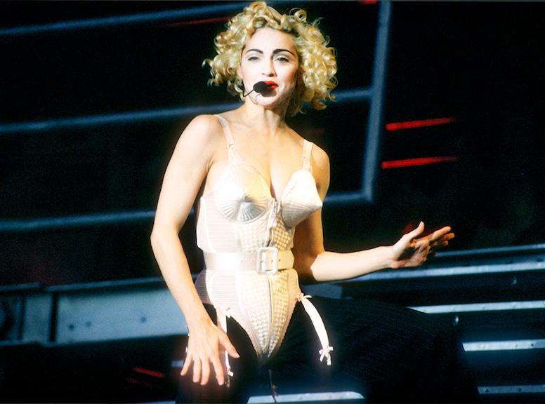 Madonna porno Madonna Studio