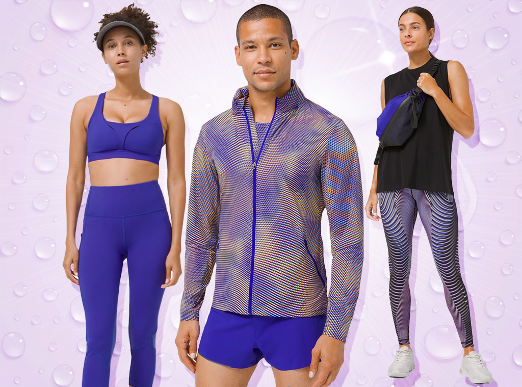 E-comm: Lululemons SeaWheeze Collection Is Available Online for the First Time Ever