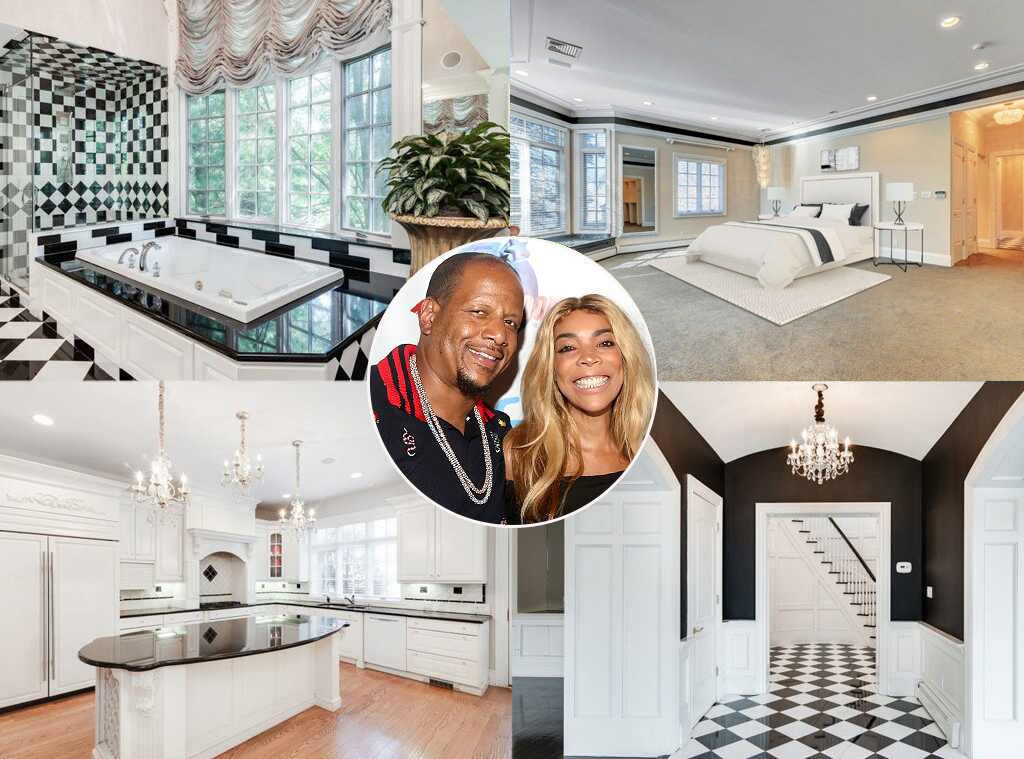 Wendy Williams, Kevin Hunter, home