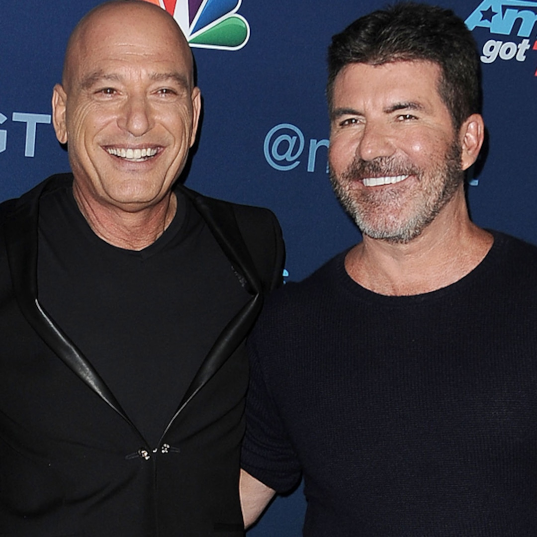 Howie Mandel Gives An Update On Simon Cowell Following His Accident E Online